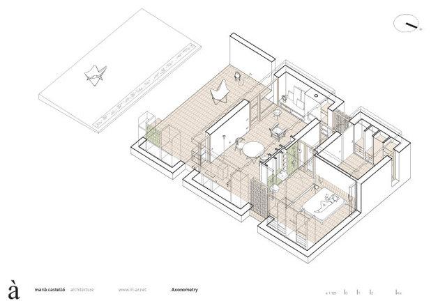 Рендеринг by Mari Castell, Architecture