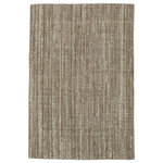 Fibreworks - Malabar Jute Area Rug, Luna Pearl, 8'x10' - Malabar by Fibreworks is the jute rug you've been looking for.  It is texture glory, natural color, softness and style rolled into one rug.  Strengthened by our premium latex backing, the weave will remain true for years to come.