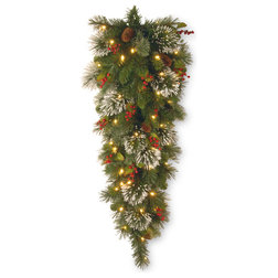 Traditional Wreaths And Garlands by National Tree Company