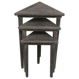 Fresh Rustic Side Tables And End Tables by Boraam Industries Inc