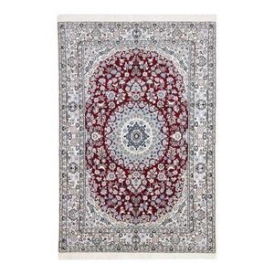 Nain 9La Persian Rug, Hand-Knotted, 230x160 cm