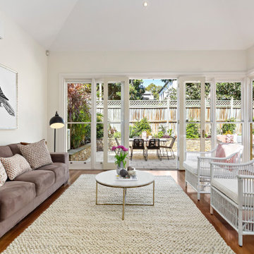 Large Federation-style home designed for entertaining in Annandale