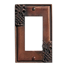 Renovator S Supply Switchplate Antique Copper Light Switch Pinele Gfi Plates And Outlet Covers