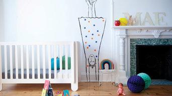 Modern Cribs