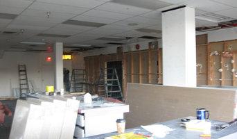 Woofys pet foods renovation / Comox center mall