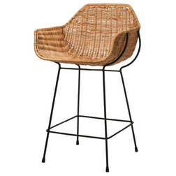 Tropical Bar Stools And Counter Stools by HedgeApple