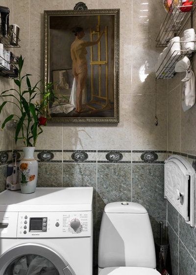 Классический Ванная комната by Uliana Grishina | Photography