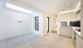 Conversion to a luxury block of 3 x one bedroom flats