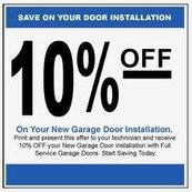 Novi Garage Door Repair MI (248) 838 1510