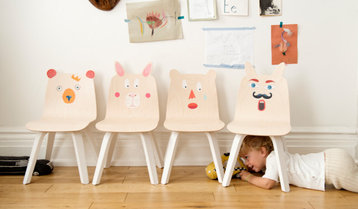 Kid's Workspace Furnishings