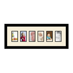 ArtToFrames Collage Photo Frame  with 6 - 3x5 Openings