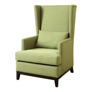 Amalie Armchair Transitional Armchairs And Accent