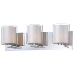 Contemporary Bathroom Vanity Lighting by The Elite Home