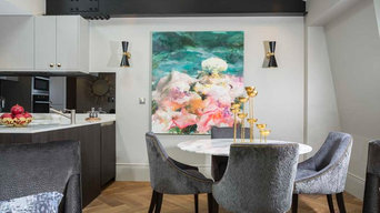 Coleherne Road Property by Fornacelli Homes