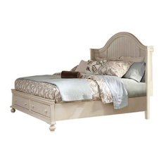 Newport Panel Bed With Storage, King