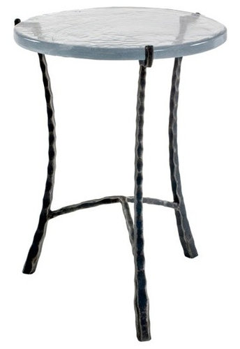 Merveilleux Cascade Drink Table By Charleston Forge   Side Tables And End Tables