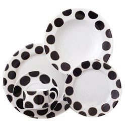 Traditional Dinnerware Sets by Darbie Angell