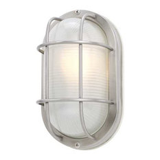 11-Inch Oval Bulkhead Light