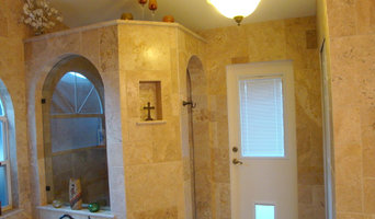 Tuscany Styled Bathroom