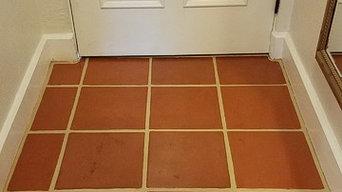 Saltillo Floor Cleaning & Sealing