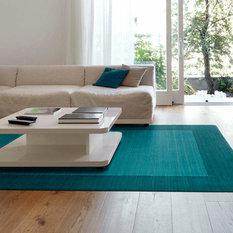 "Kaleen Rugs - Kaleen Regency 7000 Solid Color Rug, Turquoise (78), 9'6"" x 13'0"" - Area Rugs"
