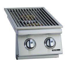 Bull Outdoor Products 30008 Slide-In Double Side Burner Liquid Propane