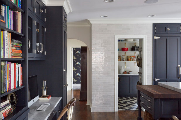 Transitional  by KitchenLab Interiors