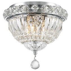 Good Contemporary Flush mount Ceiling Lighting by The Crystal Lighting Store Authorized Dealer