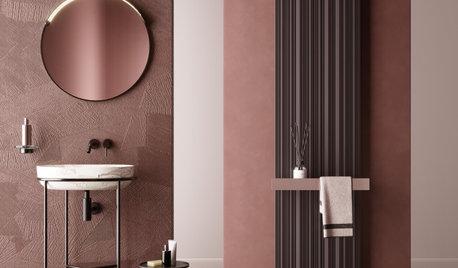 Cersaie 2021 : 8 tendances carrelage et salle de bains
