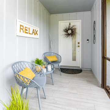 Complete House Makeover and Staging