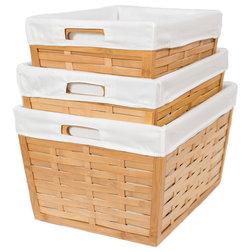 Tropical Baskets by Birdrock Brands