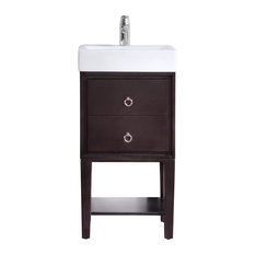 18-inch bathroom vanities | houzz 18 Bathroom Vanity