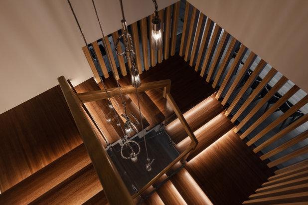 Современный Лестница by goro_da