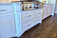 Full overlay or Inset Kitchen Cabinets?