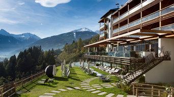 Das.Goldberg: «природный» дизайн-отель на фоне Австрийс