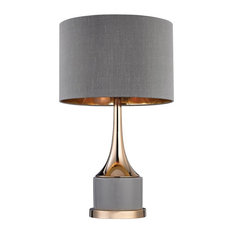 Elk Home D2748 Cone Neck - One Light Small Table Lamp