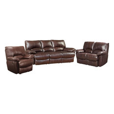 Coaster Clifford 600281-S3 3-Piece Living Room Set