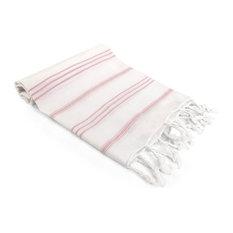 Datca Turkish Towel, Blush