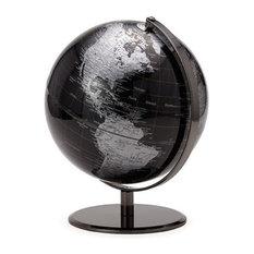 Torre and Tagus Latitude World Globe, Black