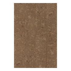 "Residence - 11.63""x35.63"" Cork Tea Harmony Floor Panels, Set of 8 - Cork Flooring"