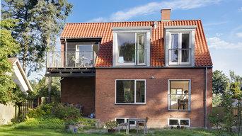 Renovering og ombygning af murermestervilla