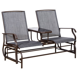 Transitional Outdoor Gliders by Aosom
