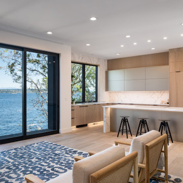 Seattle Contemporary Waterfront