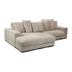 Two-Sided Sectional Sofas | Houzz