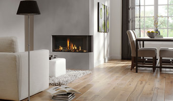 Trim Multi-sided Gas Fireplaces