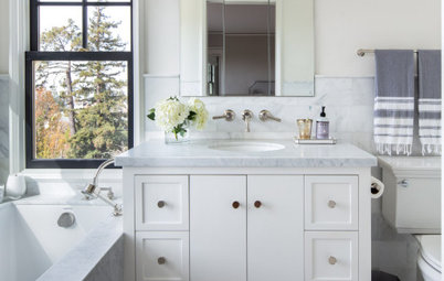Bathroom of the Week: Small but Mighty in 60 Square Feet