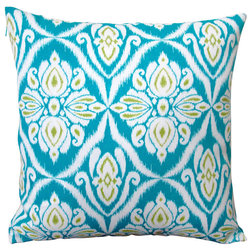 Contemporary Outdoor Cushions And Pillows by Artisan Pillows