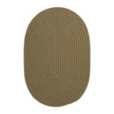 Colonial Mills, Inc - Colonial Mills Boca Raton Sherwood Area Rug, 10' Round - Outdoor Rugs