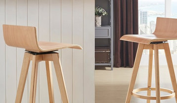 Up to 55% Off Swivel Bar Stools With Free Shipping