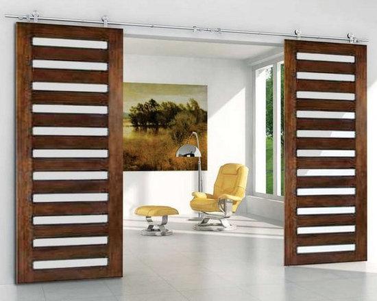 Modern Interior Double Doors modern double doors | houzz